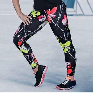 🆕Fabletics Demi Lovato High Waist Leggings Floral